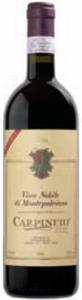 Carpineto Vino Nobile Di Montepulciano Riserva 2004 Bottle