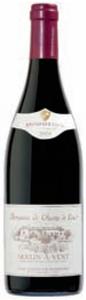Mommessin Domaine De Champ De Cour Moulin à Vent 2009, Ac Bottle