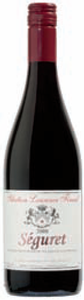 Sélection Laurence Féraud Côtes Du Rhône Villages Séguret 2008, Ac Bottle