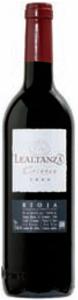 Bodegas Altanza Lealtanza Crianza 2006, Doca Rioja Bottle
