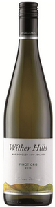 Wither Hills Pinot Gris 2010, Wairau Valley, Marlborough, South Island Bottle