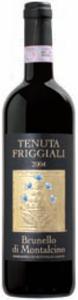 Tenuta Friggiali Brunello Di Montalcino 2004, Docg Bottle