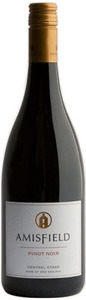Amisfield Pinot Noir 2008, Central Otago, South Island Bottle