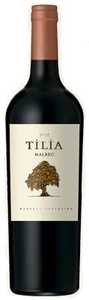 Tilia Malbec 2009, Mendoza Bottle