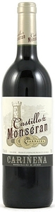 Castillo De Monseran Garnacha 2010, Carinena Bottle