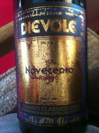 Dievole Novecento 2006 Bottle