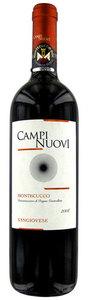 Campi Nuovi Sangiovese 2008, Montecucco  Bottle