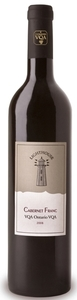 Pelee Island Lighthouse Cabernet Franc 2009, Ontario VQA Bottle