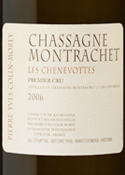 Pierre Yves Colin Morey Les Chenevottes 1er Cru 2006, Puligny Montrachet Bottle