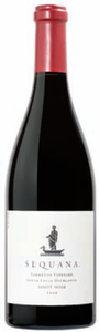 Sequana Sarmento Vineyard Pinot Noir 2008, Santa Lucia Highlands Bottle