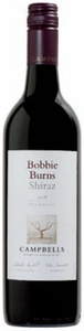 Campbells Bobbie Burns Shiraz 2008, Rutherglen, Victoria Bottle