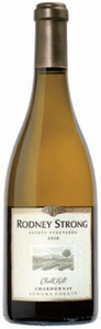 Rodney Strong Chalk Hill Chardonnay 2008, Sonoma County Bottle