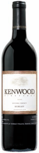 Kenwood Vineyards Merlot 2008, Sonoma County Bottle
