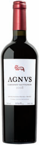 Agnus Cabernet Sauvignon 2008, South Brazil Bottle