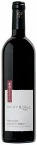 Southbrook Triomphe Cabernet Franc 2008, VQA Niagara On The Lake, Niagara Peninsula, Organic & Demeter Certified Vineyard Bottle