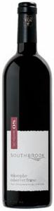 Southbrook Triomphe Cabernet Franc 2008, VQA Niagara On The Lake, Niagara Peninsula, Organic & Demeter Certified Vineyard Bottle