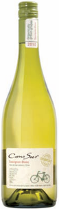Cono Sur Sauvignon Blanc 2010, San Antonio Valley, Organically Grown Grapes Bottle