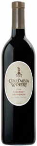 Columbia Winery Cabernet Sauvignon 2008, Columbia Valley Bottle