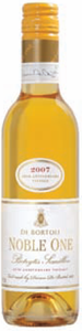 De Bortoli Noble One Botrytis Semillon 2007, New South Wales, 25th Anniversary Vintage Bottle