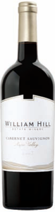 William Hill Cabernet Sauvignon 2007, Napa Valley Bottle