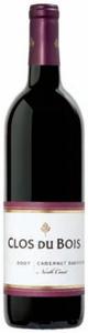 Clos Du Bois Cabernet Sauvignon 2007, North Coast Bottle
