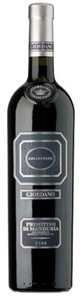 Giordano Collection Primitivo Di Manduria 2008, Doc Bottle