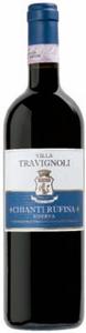Villa Travignoli Chianti Rùfina Riserva 2006, Docg Bottle