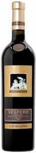 Giordano Promessi Sposi Vespero Rosso 2008, Igt Toscana Bottle