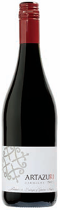 Artazuri Garnacha 2009, Navarra And Basque Country Bottle