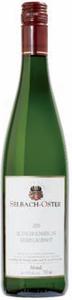Selbach Oster Riesling Kabinett 2008, Qmp, Zeltinger Sonnenuhr Bottle