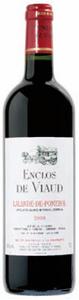 Enclos De Viaud 2008, Ac Lalande De Pomerol Bottle