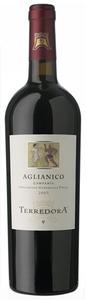 Terredora Aglianico 2008, Igt Campania Bottle