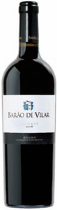 Barão De Vilar Reserva 2008, Doc Douro Bottle