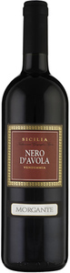 Morgante Nero D'avola 2008, Igt Sicilia Bottle