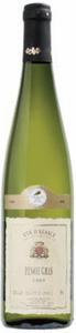 Cave De Hoen Pinot Gris 2009, Ac Alsace Bottle