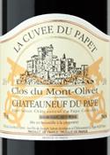 Clos Du Mont Olivet La Cuvée Du Papet Châteauneuf Du Pape 2006, Ac Bottle