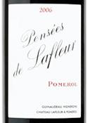 Pensées De Lafleur 2006, Ac Pomerol, 2nd Wine Of Ch. Lafleur Bottle