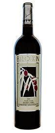 B.R. Cohn North Coast Silver Label 2007 Bottle