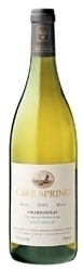 Cave Spring Chardonnay Estate 2008, VQA Beamsville Bench Bottle