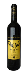 Bloomfield Big Horn Merlot 2006, Ontario VQA Bottle
