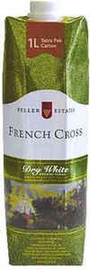 Peller Estates French Cross Dry White Vidal, 1000ml Carton Bottle