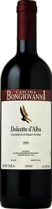 Cascina Bongiovanni Dolcetto D'alba 2008, Doc Bottle