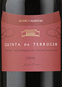 Aliança Quinta Da Terrugem Red 2006, Doc Alentejo Bottle