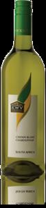 K W V Chenin Blanc Chardonnay 2010, Western Cape Bottle