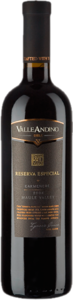 Valle Andino Carmenere Reserva Especial 2009, Maule Valley Bottle