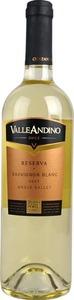 Valle Andino Sauvignon Blanc Reserva 2010, Maule Valley Bottle