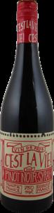 C'est La Vie Pinot Noir Syrah 2009, Vin De Pays Bottle