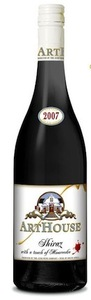 Juno Arthouse Shiraz 2007, Paarl Bottle