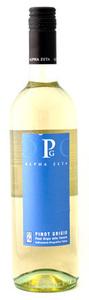 Alpha Zeta 'P' Pinot Grigio 2009, Veneto Bottle