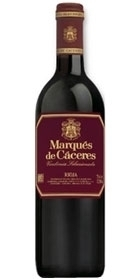 Marques De Caceres Rioja Crianza Red 2007 Bottle